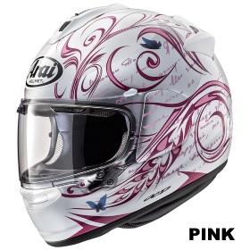 ARAI VECTOR-X STYLE ピンクの画像