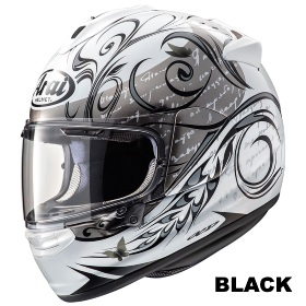 ARAI VECTOR-X STYLE ブラックの画像