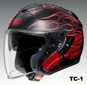 SHOEI J-CRUISE REBORN TC-1画像