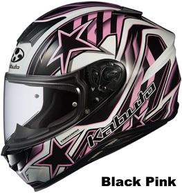 OGK AEROBLADE-5 VISION ブラックピンクの画像