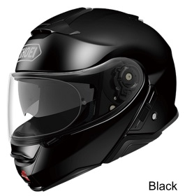 SHOEI NEOTEC II ブラックの画像
