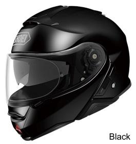 SHOEI NEOTEC II ブラック画像