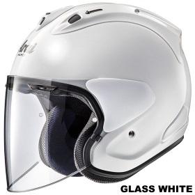 ARAI VZ-RAM グラスホワイトの画像