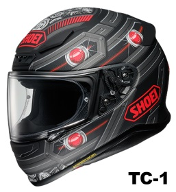 SHOEI Z-7 TROOPER TC-1の画像