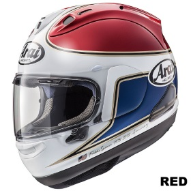 ARAI RX-7X SPENCER 40th レッドの画像