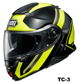 SHOEI NEOTEC II EXCURSION TC-3画像