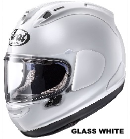 ARAI RX-7X Glass whiteの画像