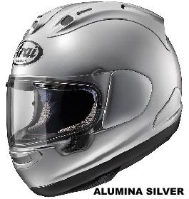 ARAI RX-7X Alumina silverの画像