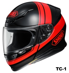 SHOEI Z-7 PHILOSOPHER TC-1の画像