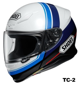 SHOEI Z-7 PHILOSOPHER TC-2の画像