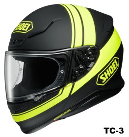 SHOEI Z-7 PHILOSOPHER TC-3の画像