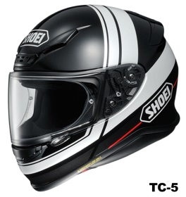 SHOEI Z-7 PHILOSOPHER TC-5の画像