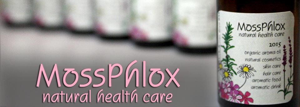 MossPhlox organic aromathrapy