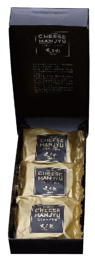 元祖チーズ饅頭 餡入りの画像