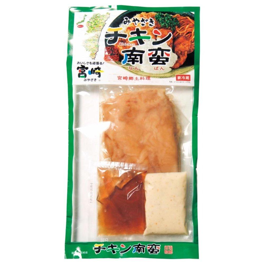 (冷蔵)宮崎チキン南蛮1食入 南蛮酢、タルタルソース付きの画像