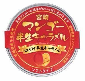 宮崎マンゴー 半生キャラメル12粒入の画像