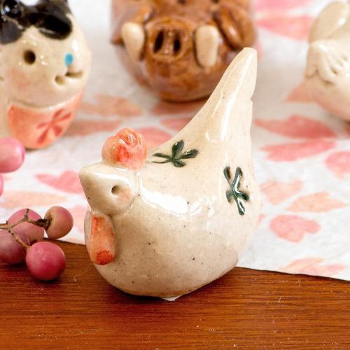 豆屋 箸置き(干支 とり)の画像