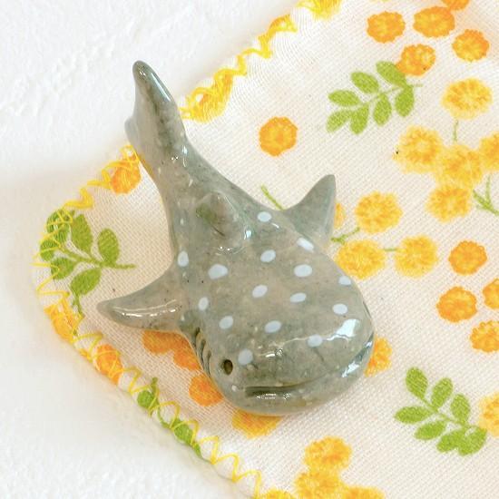 豆屋 箸置き(ジンベエザメ)の画像