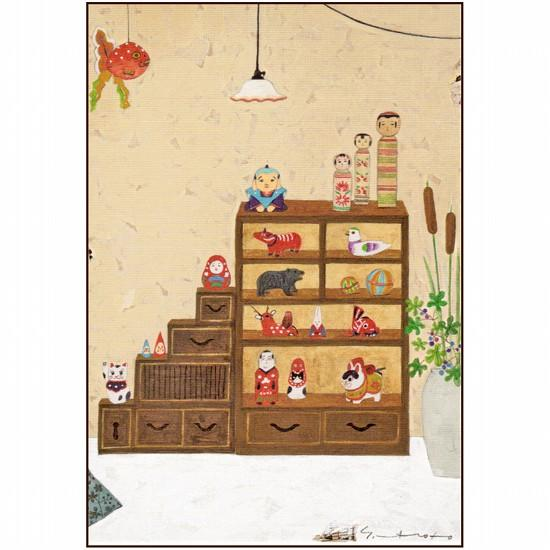 マツモトヨーコ ポストカード(和小物)の画像