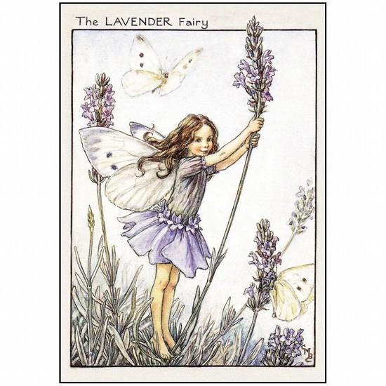花の妖精ポストカード FF-041の画像