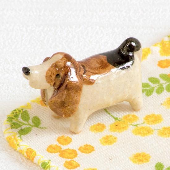 豆屋 箸置き(バセットハウンド)の画像