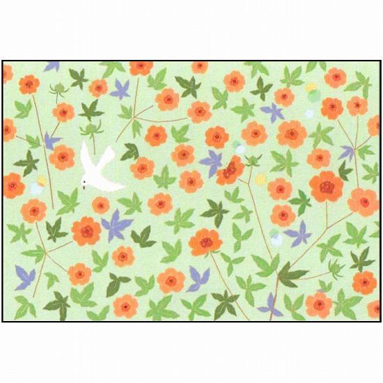 ひらいみも ポストカード(花風景:春の思い出)の画像