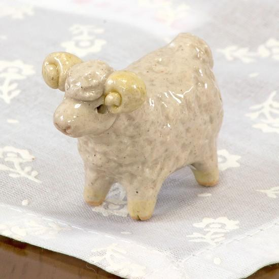 豆屋 箸置き(羊 メリノ)の画像
