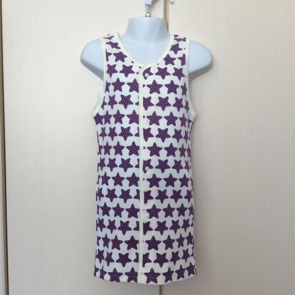 Long Underwear - Shining Stars Patternの画像