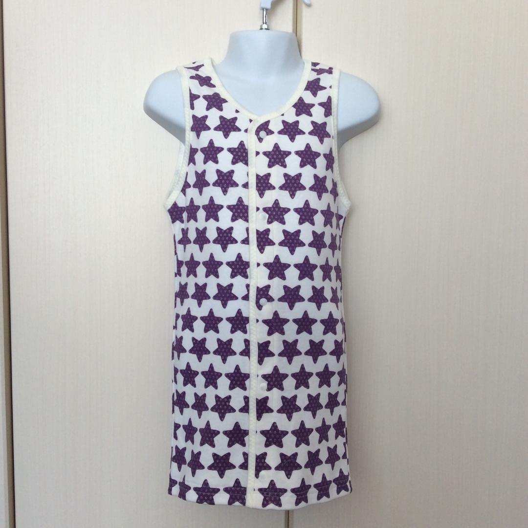 Long Underwear - Shining Stars Pattern画像