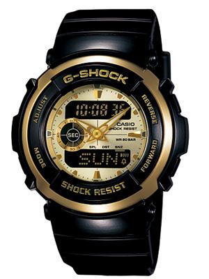 G-Shock G-ショック  G-300G-9AJF の画像