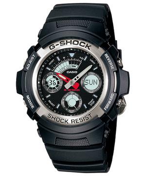 G-Shock G-ショック AW-590-1AJF の画像
