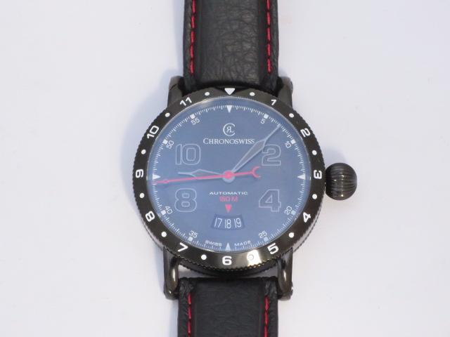 クロノスイス タイムマスター150 CH2735-AZの画像