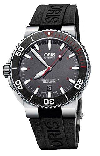 ORIS オリス ダイバー アクイスレッド 73376534183RS の画像