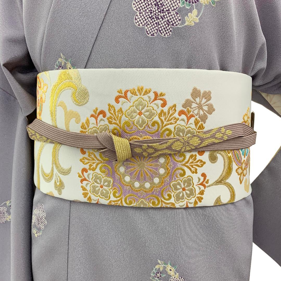 【日本製】高級京袋お太鼓帯 ☆Lサイズ 造り帯[SA002-OA]画像