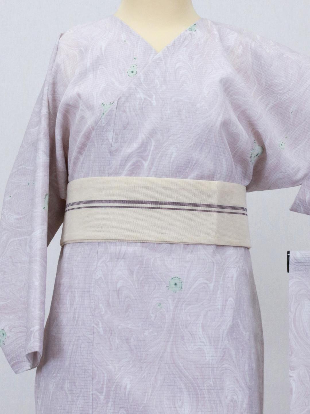 【日本製】 9cmリボン帯(夏京袋)[03][Sサイズ]画像