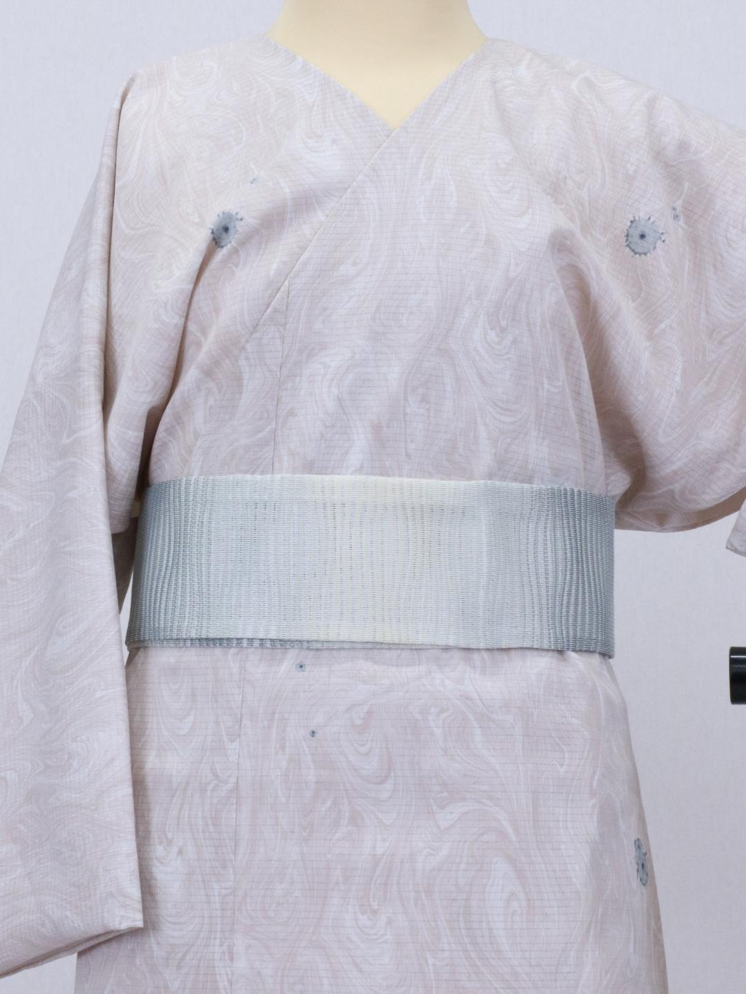 【日本製】 9cmリボン帯(夏京袋)[08][Sサイズ]画像