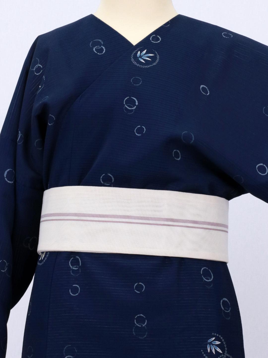【日本製】 9cmリボン帯(夏京袋)[11][Sサイズ]画像