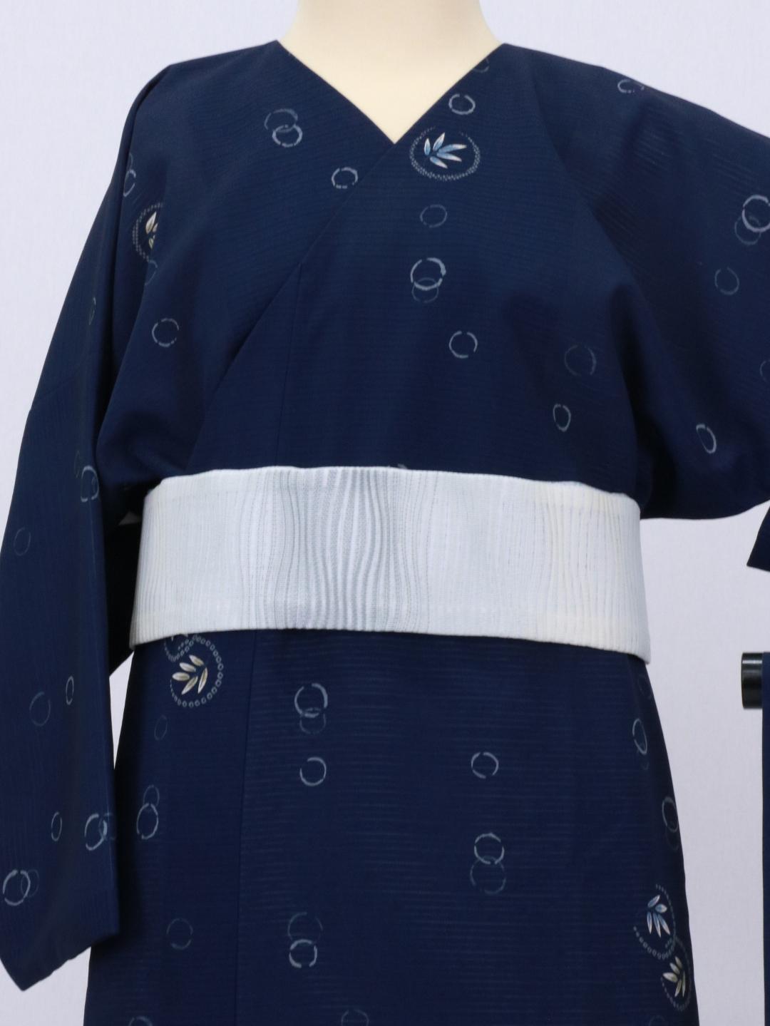 【日本製】 9cmリボン帯(夏京袋)[15][Mサイズ]画像