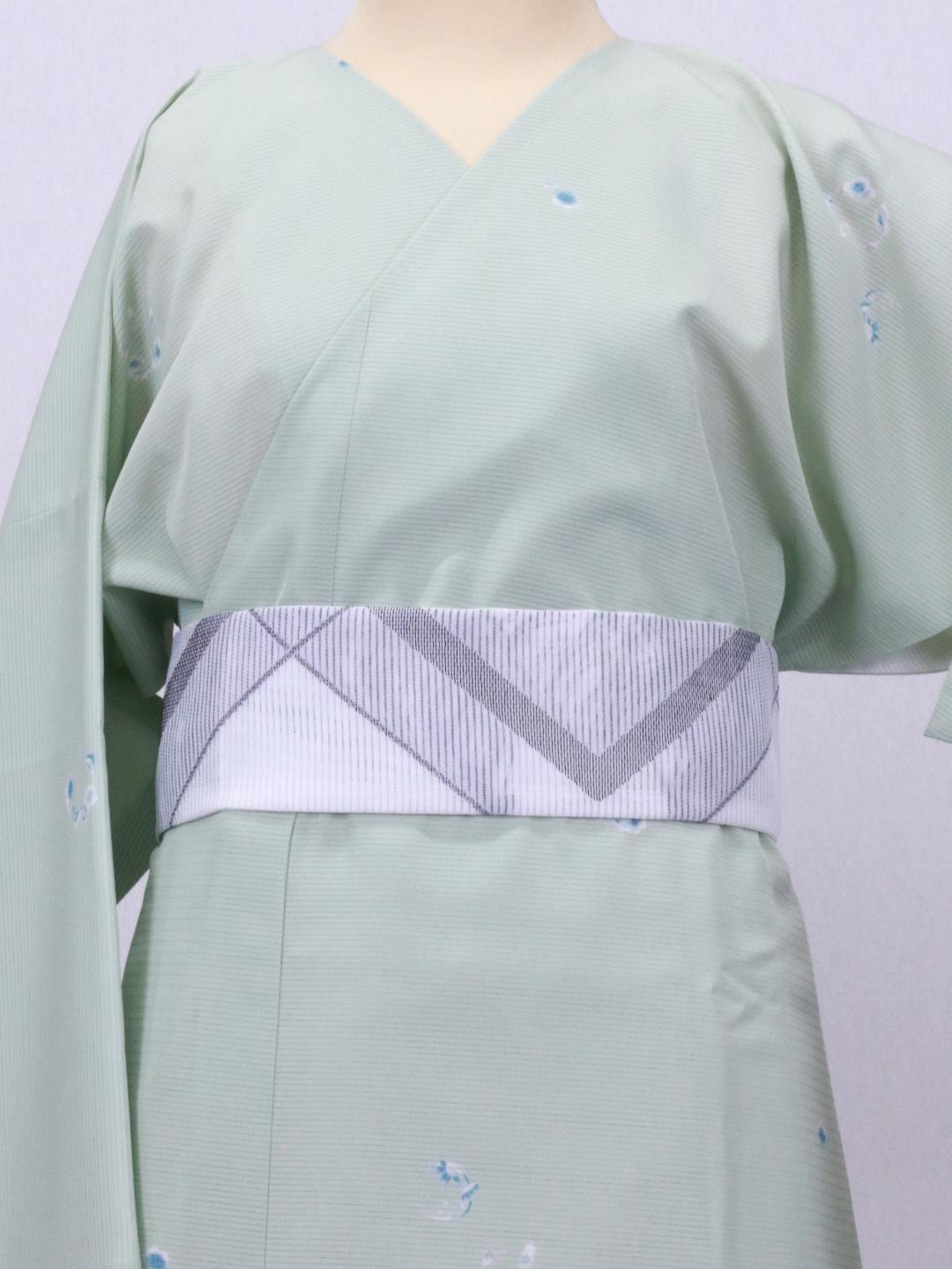 【日本製】 9cmリボン帯(夏京袋)[20][Lサイズ]画像