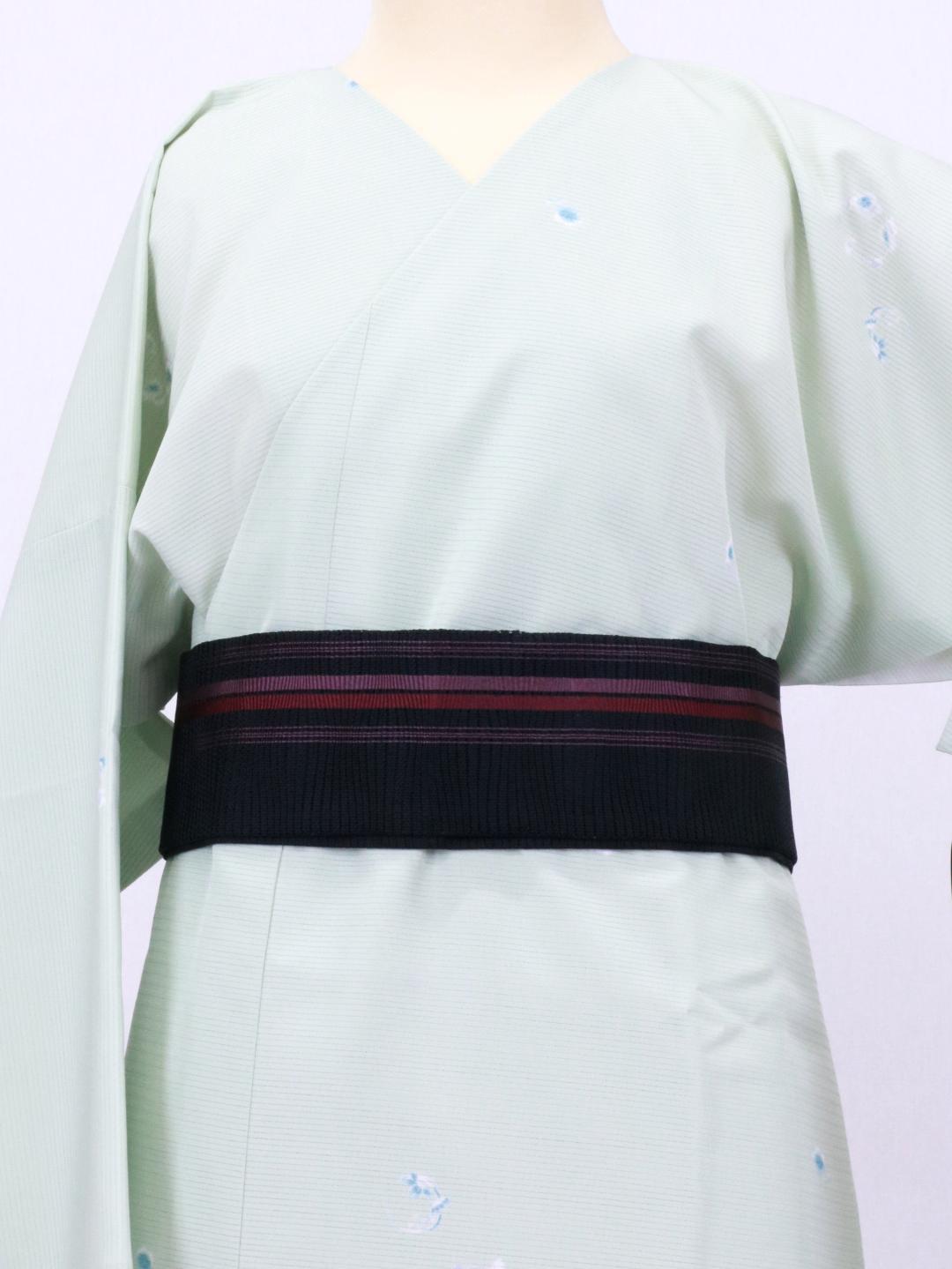 【日本製】 9cmリボン帯(夏京袋)[24][Lサイズ]画像