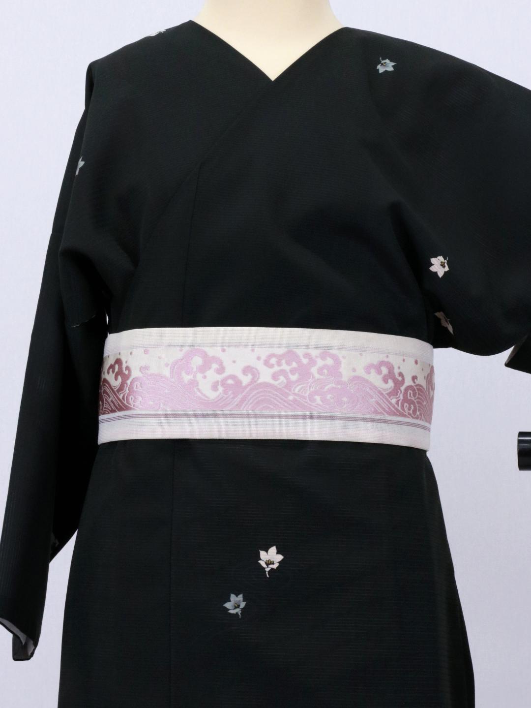 【日本製】 9cmリボン帯(夏京袋)[25][Lサイズ]画像