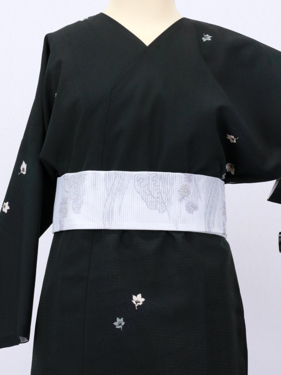 【日本製】 9cmリボン帯(夏京袋)[27][Lサイズ]画像