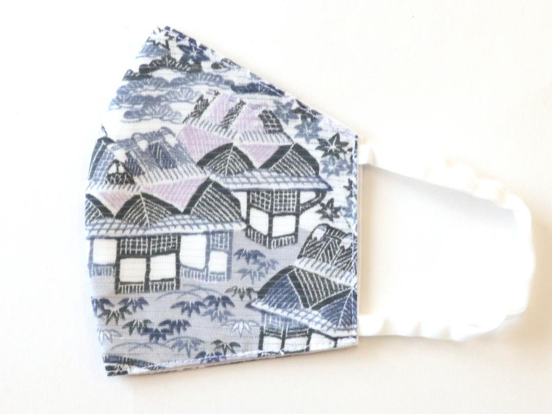 【日本製】甚五郎オリジナル和柄マスク(夏用) S[11]画像