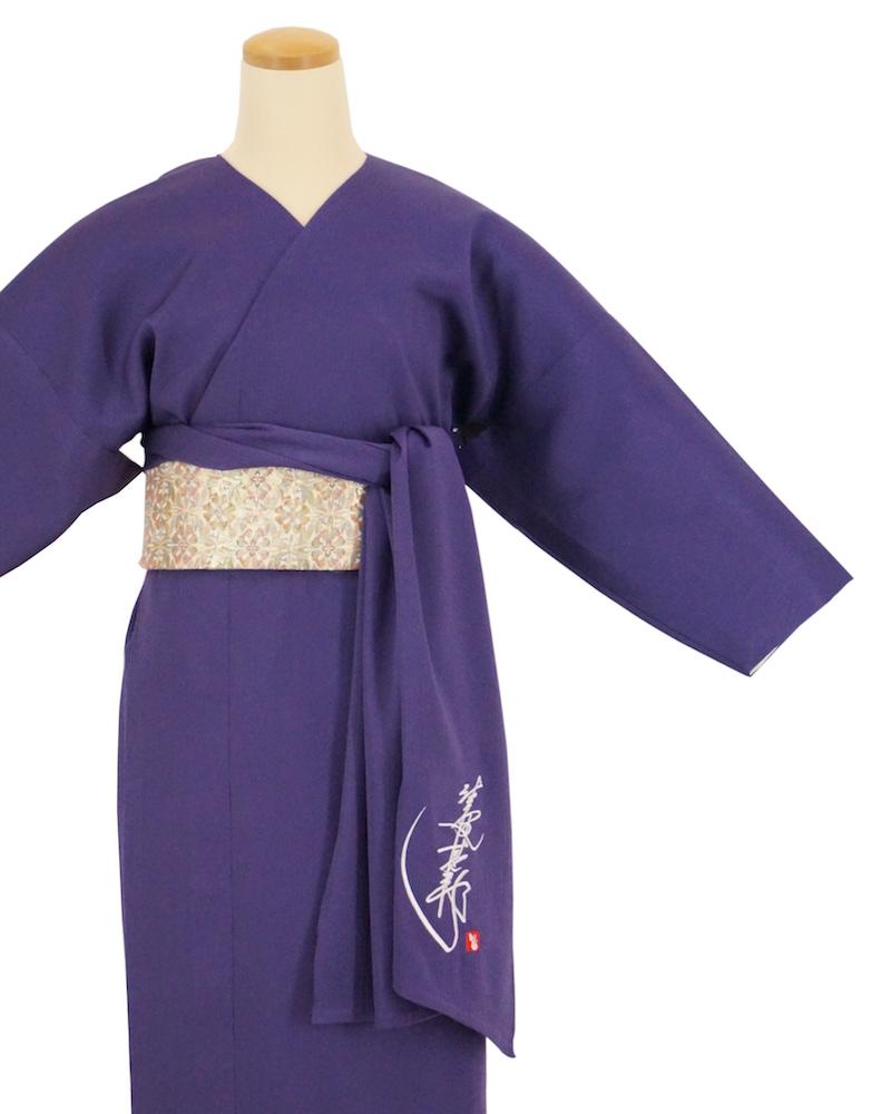 【日本製】 高級オリジナル着物 心のままに 3点セット Mの画像