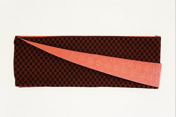 数量限定!正絹おしゃれリボン帯 色彩[2] 日本製【送料無料】の画像