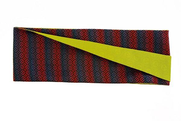 【日本製】正絹おしゃれリボン帯[10] の画像