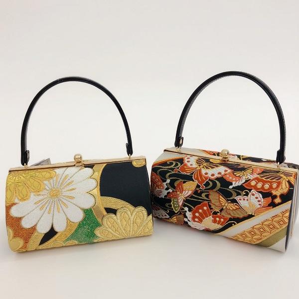 【数量限定】高級正絹和装バッグの画像