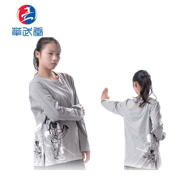 太極拳Tシャツの画像