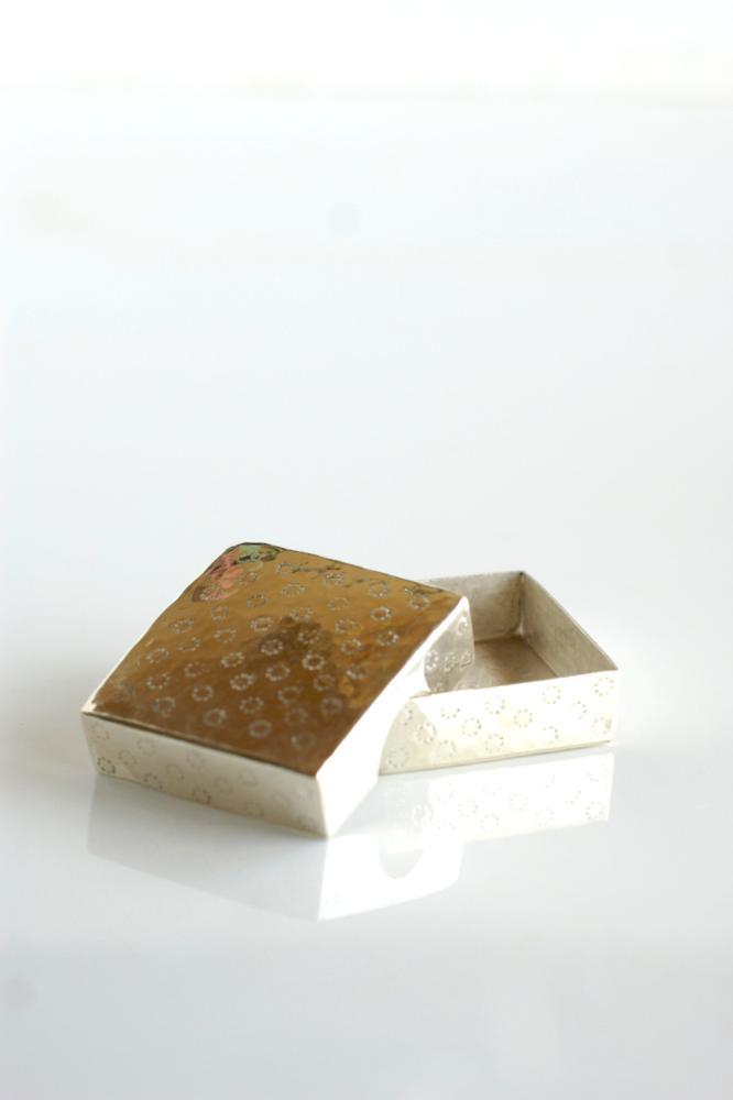 茶巾箱/茶巾箱袋画像