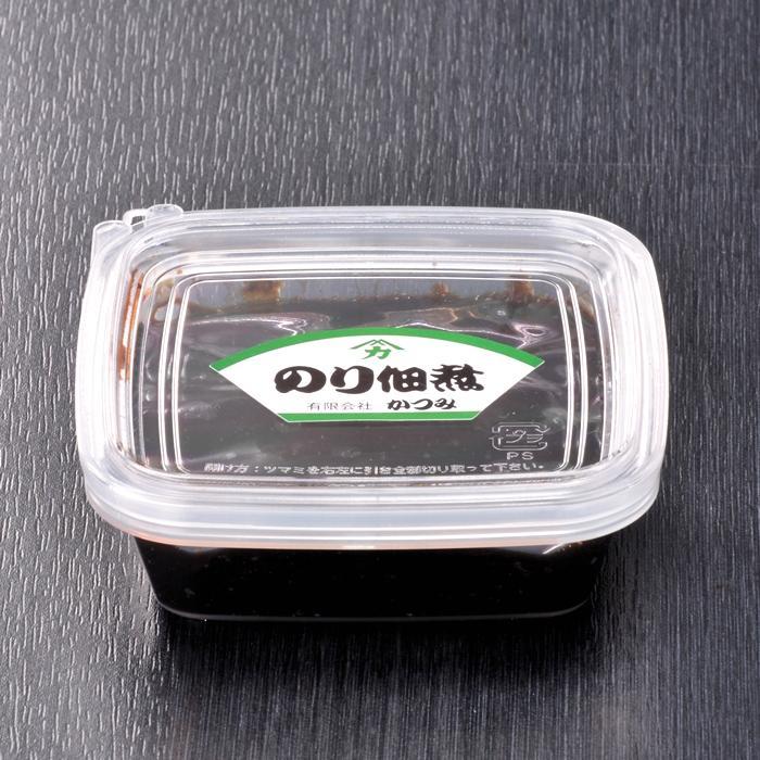 のり佃煮  80g カップ詰 |ご飯のお供の定番・あおさのり佃煮 |壱岐 かつみのうに画像